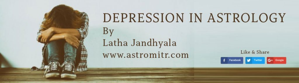 DEPRESSION IN ASTROLOGY